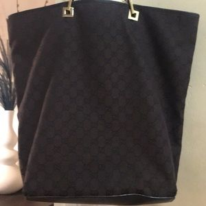 Gucci Bags - SALE Authentic Vintage Gucci Tote